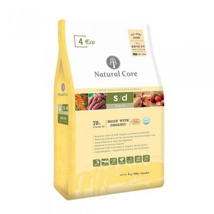 Natural Core Eco 4 Organic Slim Down (Dog) - 1kg