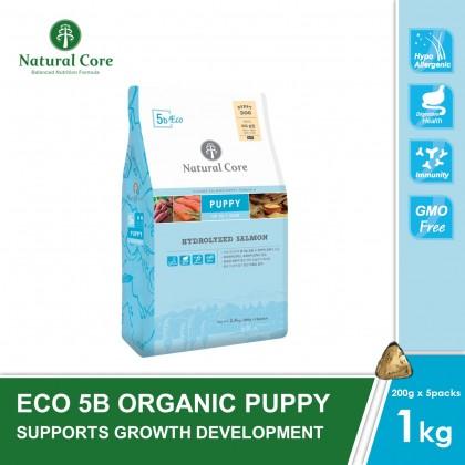 Natural Core Eco 5B Organic Puppy (Dog) - 1kg