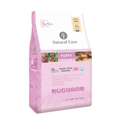 Natural Core Eco 5A Organic Puppy (Dog) - 7kg